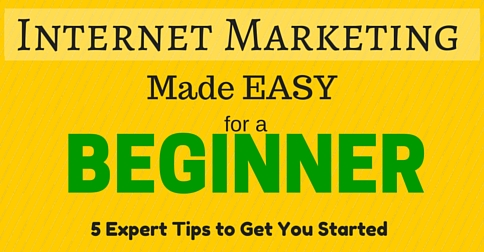 internet marketing made easy beginner