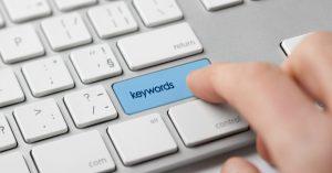 use keywords to increase traffic