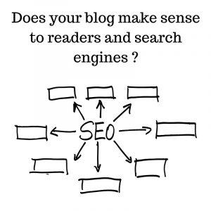 Does the SEO on Your WordPress Blog Make Sense?