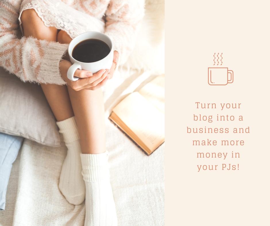 Write a blog and make money