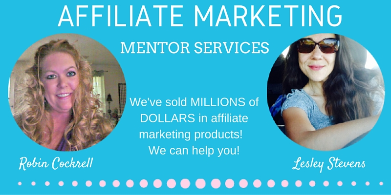 Affiliate Marketing Mentor Services