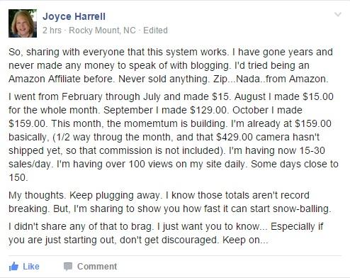 joyce testimony