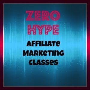 affiliate marketing classes