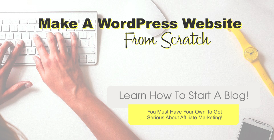 Make A WordPress Website From Scratch! Learn To Set Up WordPress In A Day!