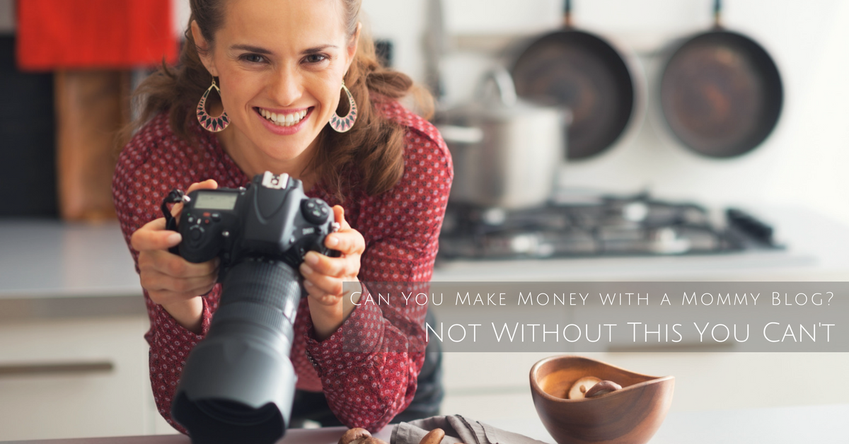 Making Money with a Mommy Blog
