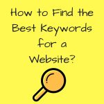 How to Find the Best Keywords for a Website?