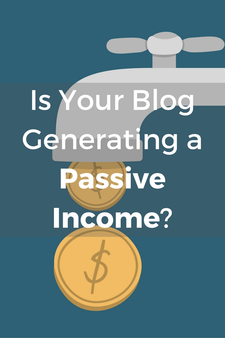 How to Earn a Passive Income Blogging