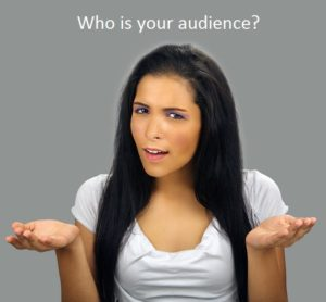 who is your blogging audience